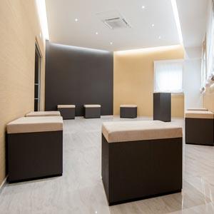 paolo albano architetto como design exhibition progettazione architettonica industrial design graphic design portfolio salottino funeral home