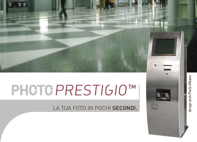 Presentazione Photo Prestigio SMAU 2004 Paolo Albano Architetto Como