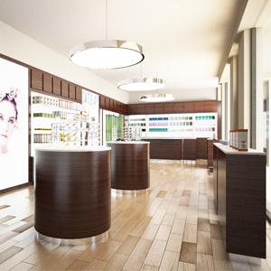 paolo albano architetto como design exhibition progettazione architettonica industrial design graphic design portfolio progetto farmacia