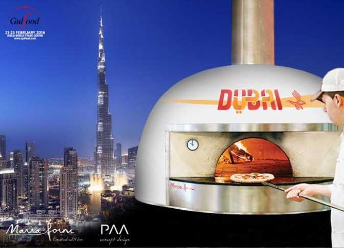 Dubai Forno Gulfood Dubai Paolo Albano Architetto Como