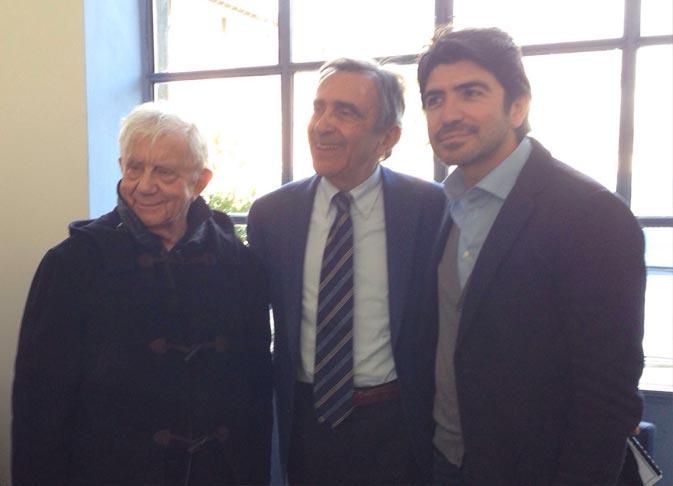 Inaugurazione Villa Calderara Exodus Don Mazzi Paolo Albano Architetto Como