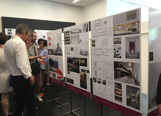 Mostra Premio Maestri Comacini architetto paolo albano