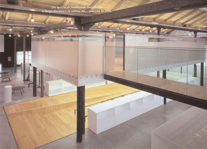 Intervista de Il Loft Paolo Albano Architetto Como