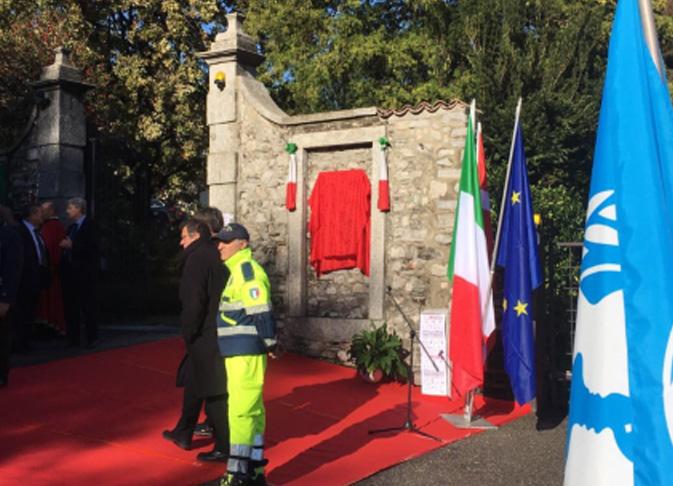 Evento Targa Rivarossi Paolo Albano Architetto Como